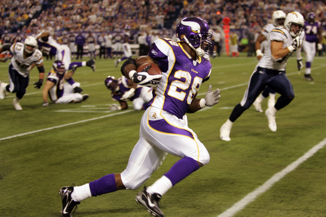 Adrian Peterson 2007-10-04